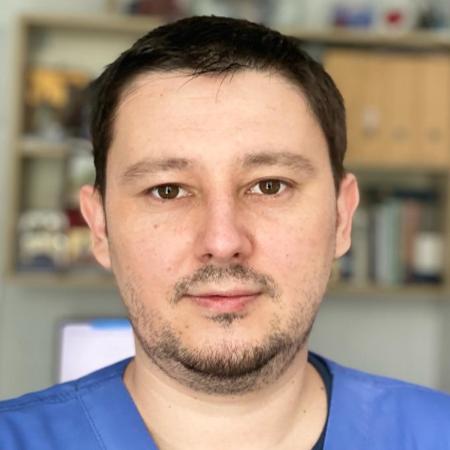 SL. Dr. Ion BARBU
