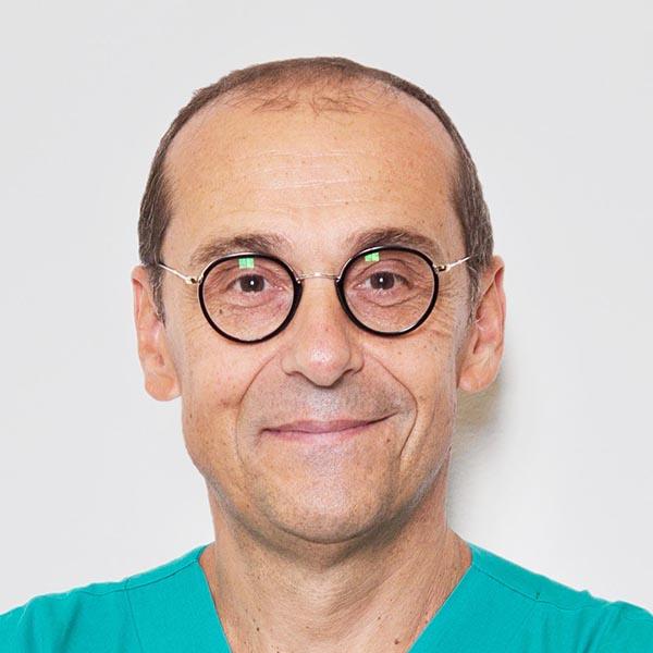 Prof Luca Aldrighetti
